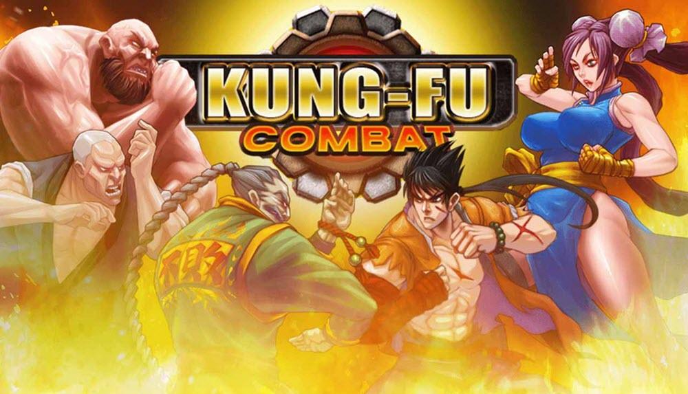 kung-fu combat